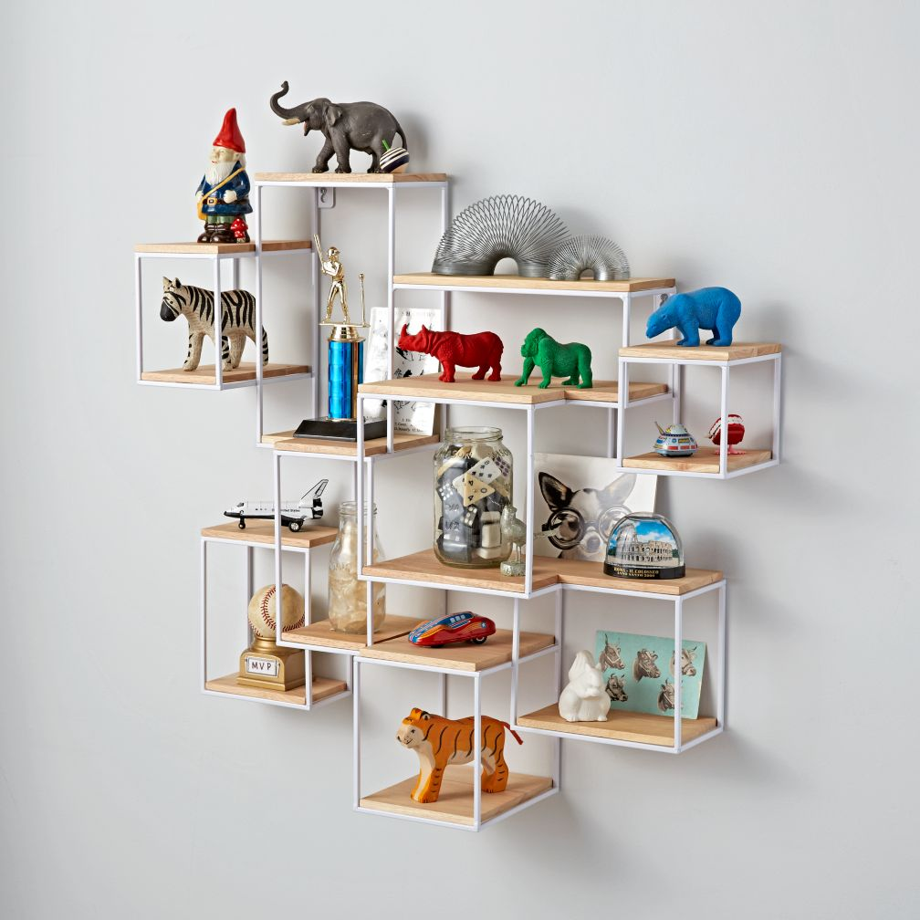 Wall Shelf network wall shelf | the land of nod