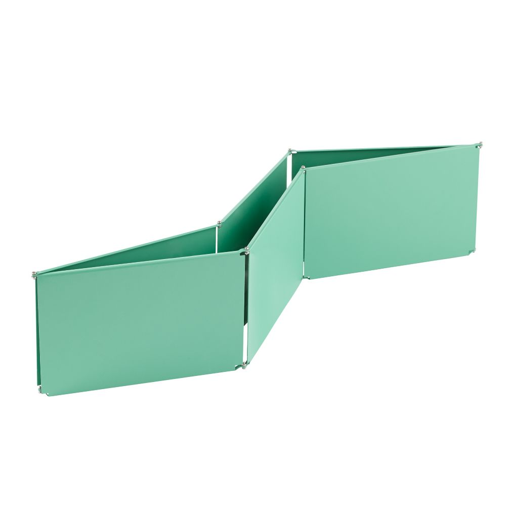 Shape Shifter Wall Shelf (Aqua)
