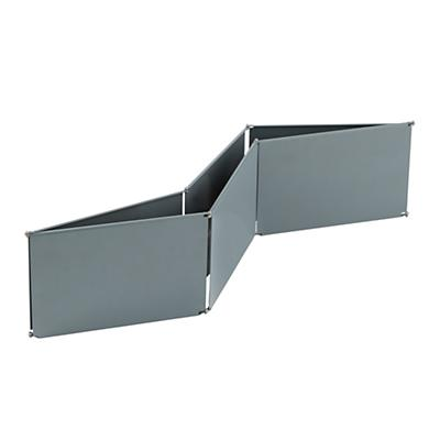 Shape Shifter Wall Shelf (Grey)