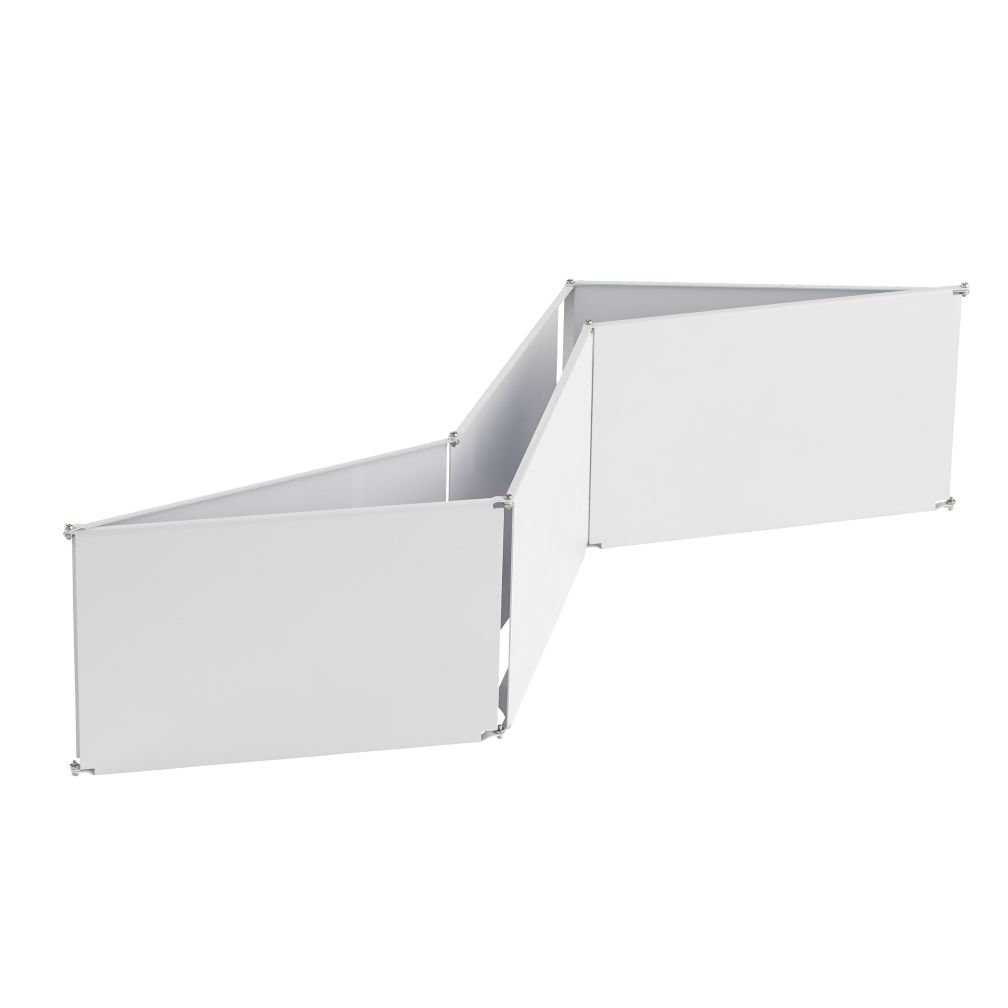Shape Shifter Wall Shelf (White)
