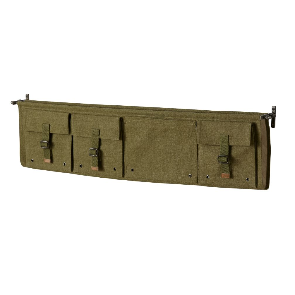 Large Surplus Wall Shelf (Green)
