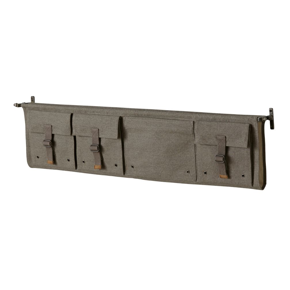 Large Surplus Wall Shelf (Grey)
