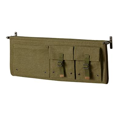 Small Surplus Wall Shelf (Green)