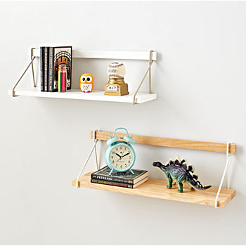 Wall Shelf kids shelves & wall cubbies | the land of nod