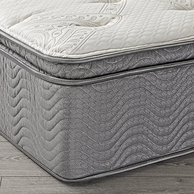 Simmons Pillow Top Mattress The Land Of Nod