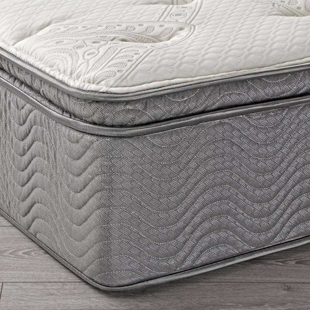 Simmons® BeautySleep® Luxury Pillow Top Queen Mattress