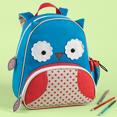 All-Nighter Owl Backpack