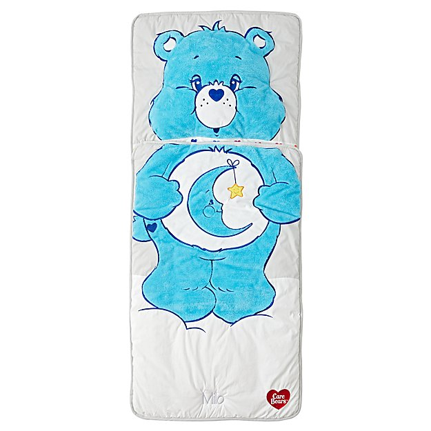 Care Bears Bedtime Bear Personalized Sleeping Bag