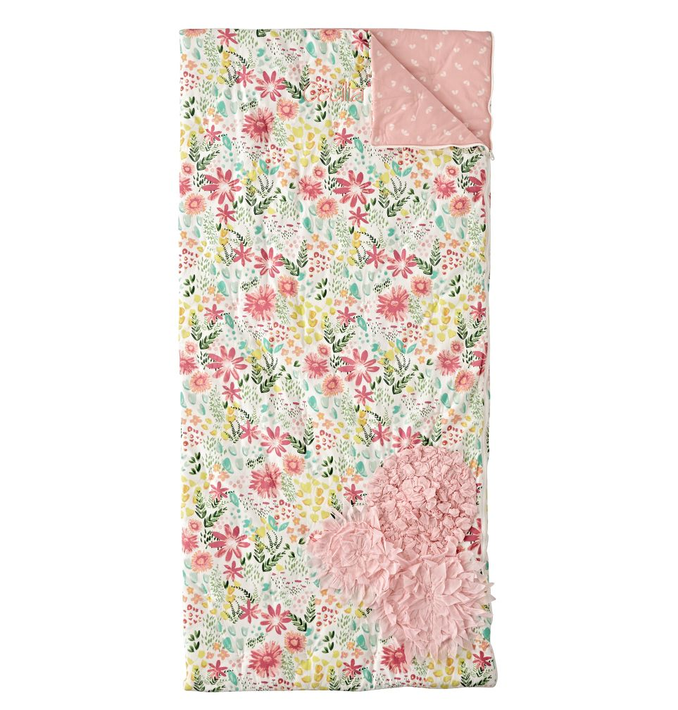 Garden Bed Sleeping Bag