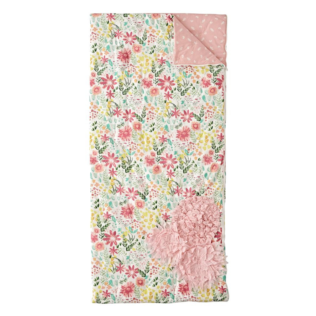 garden bed personalized sleeping bag the land of nod