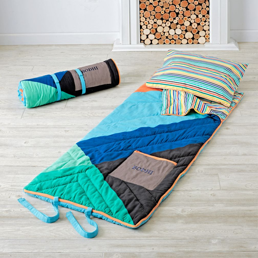 Geo Pop Sleeping Bag