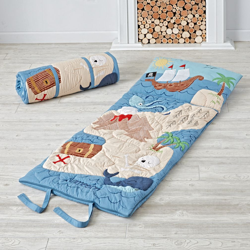 Pirate Island Sleeping Bag