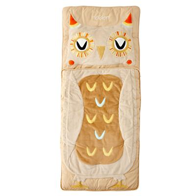 Wild Owl Personalized Sleeping Bag