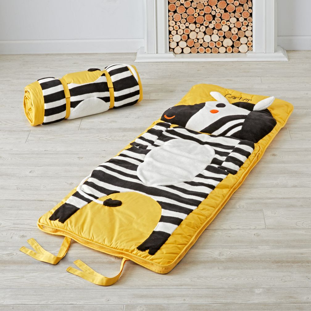 Good Wild Zebra Toddler Sleeping Bag $79.20   $86.40 Reg. $99.00   $108.00 Free  Shipping Eligible View Products Part 4