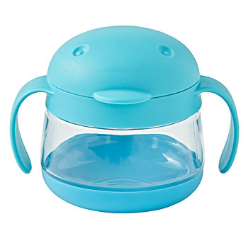 Blue Tweat Snack Container