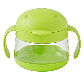 Green Tweat Snack Container