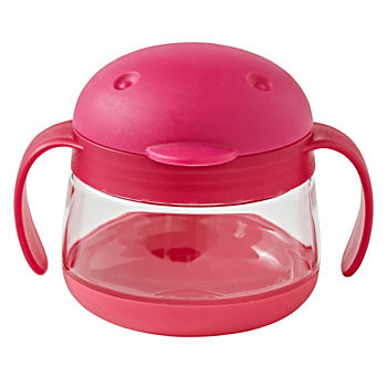 Pink Tweat Snack Container