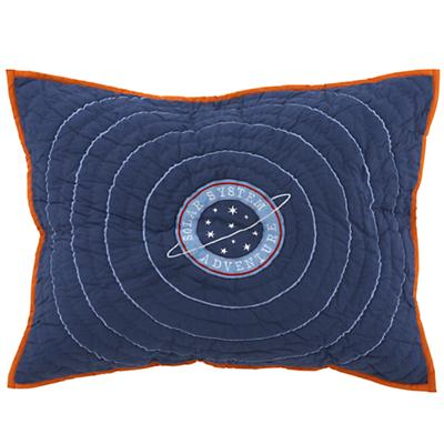All Solar Systems Go Quilted Sham