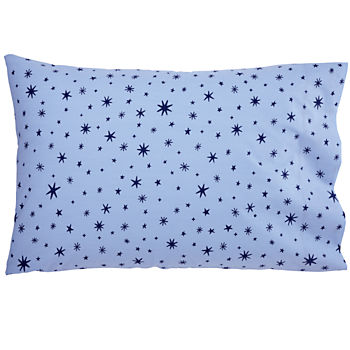 Organic Stars Pillowcase