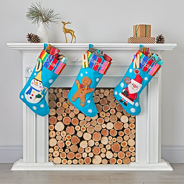 Dylan's Candy Bar Stockings