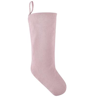 Sparkle Stocking (Pink)
