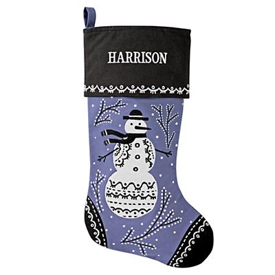 Stocking_Starry_Night_Snowman_Silo