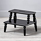 Jenny Lind Black Step Stool
