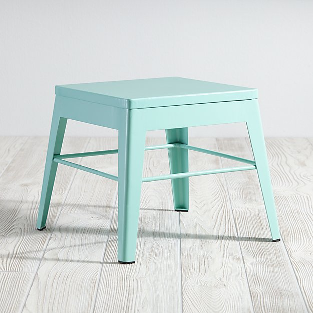 Mint Squared Up Step Stool