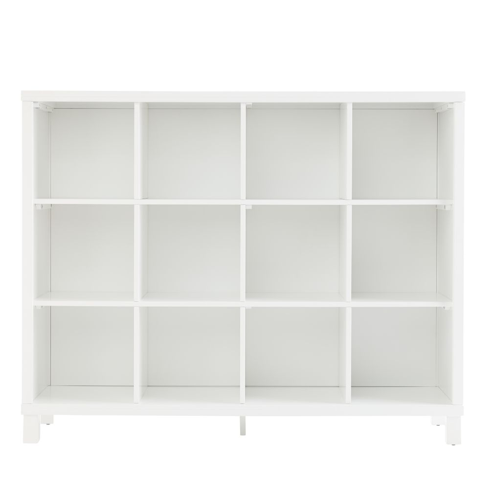 - Cubic Wide Bookcase (6-Cube) The Land Of Nod