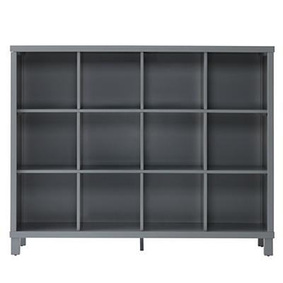 Storage_12_Cube_Wide_Bookcase_GY-157222_LL_V1