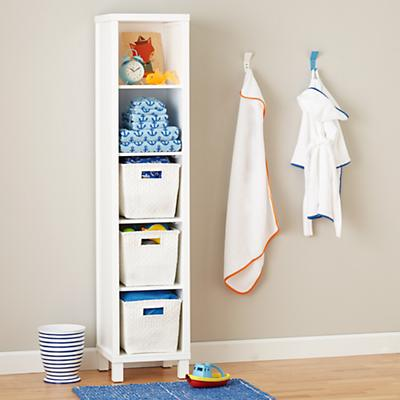 Storage_5_Cube_Tall_Bookcase_WH_154559