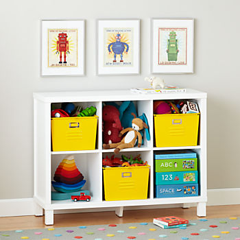 cubic wide bookcase 6cube