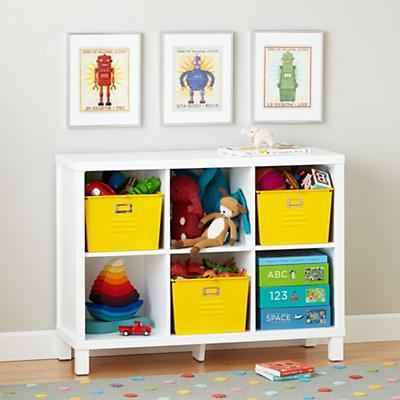 Storage_6_Cube_Wide_Bookcase_WH_155288