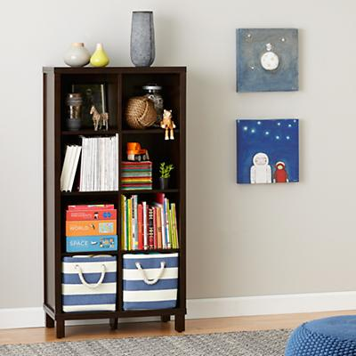 Cubic Bookcase (Java, 8-Cube)