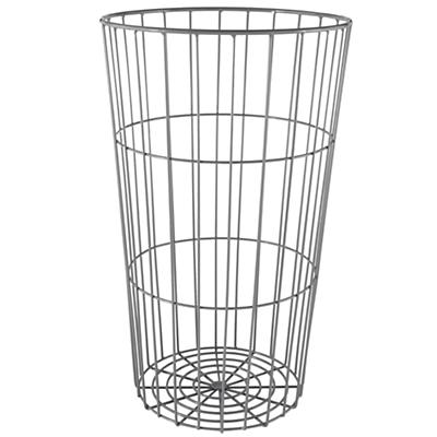 Flea Market Wire Ball Bin (Grey)