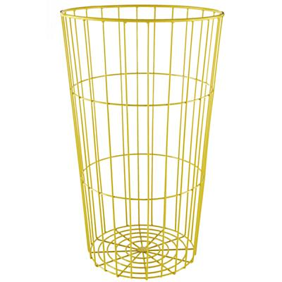 Flea Market Wire Ball Bin Yellow)