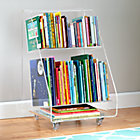 Now You See It Acrylic Shelf Bookcase The Land Of Nod