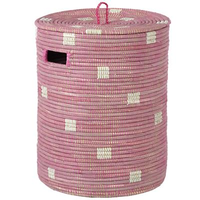 Charming Hamper (Pink Dots)