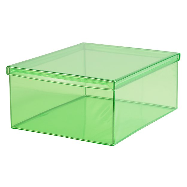 X-Ray Storage Box (Green)