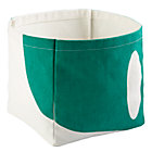 Green Color Pop Cube Bin.