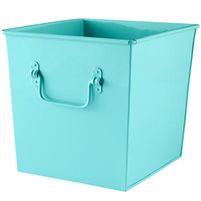 I Could've Bin a Cube Bin (Aqua)