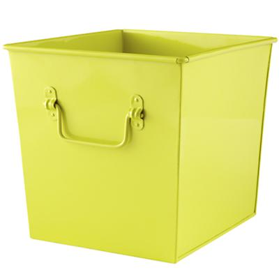 I Could've Bin a Cube Bin (Lime)