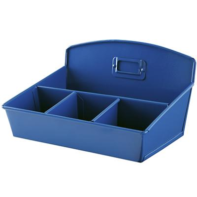 I Could've Bin a Desk Organizer (Blue)
