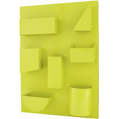 I Could've Bin a Wall Organizer (Lime)