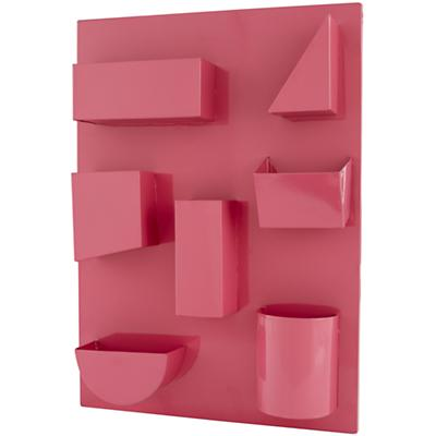 I Could've Bin a Wall Organizer (Pink)