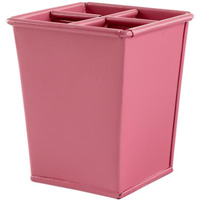 I Could've Bin a Pink Pencil Cup