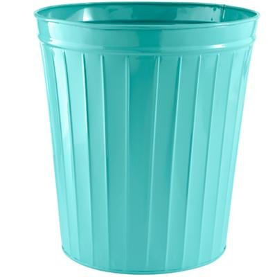 I Could've Bin a Waste Bin (Aqua)