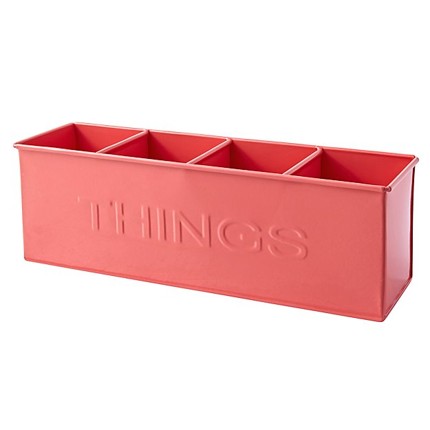 I Could've Bin a Bright Pink Things Bin