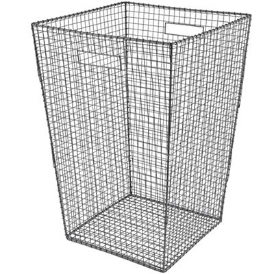 Down to the Wire Hamper (Grey)