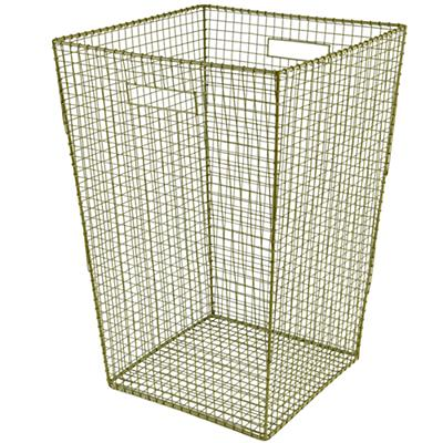 Down to the Wire Hamper (Green)